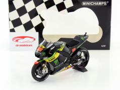 Bradley Smith Yamaha YZR-M1 #38 MotoGP 2015 1:12 Minichamps