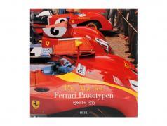 Book: the era of the Ferrari prototypes 1962 till 1973