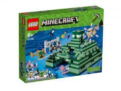 LEGO® Minecraft™ Das Ozeanmonument