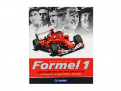 Book: Formula 1 from Renaud De Laborderie and Serge Bellu