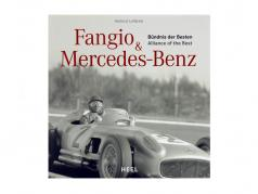 Book: Fangio and Mercedes Benz Alliance the Top