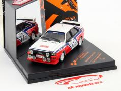 Audi Quattro #11 Rallye Monte Carlo 1982 Cinotto, Radaelli 1:43 Vitesse
