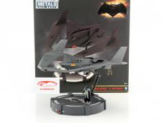 Batwing with figure and illuminated podium Movie Batman V Superman: Dawn Of Justice 2016 1:32 Jada Toys