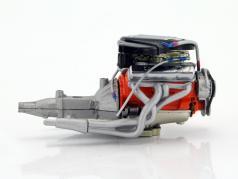 Chevrolet Camaro Z/28 Trans Am 302 Engine 1:18 GMP