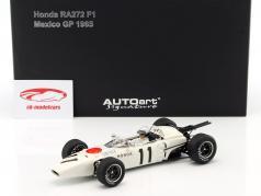 Richie Ginther Honda RA272 #11 Winner mexico GP formula 1 1965 1:18 AUTOart