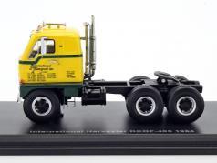International Harvester DCOF-405 year 1964 yellow / green / black 1:43 Neo