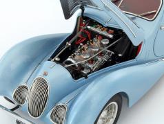 Talbot Lago Coupe T150 C-SS Teardrop Figoni & Falaschi anno di costruzione 1937-1939 azzurro metallico 1:18 CMC