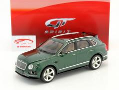 Bentley Bentayga Sport year 2016 green metallic 1:18 GT-Spirit