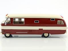 Dodge Travco brown / white 1:43 Neo