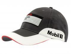 Porsche Baseball Cap Motorsport Selection blu scuro / bianco
