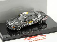 Mercedes-Benz 500 SEC AMG #5 24h Spa 1989 Weis, Mertes, Heyer 1:43 AUTOart