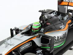 Nico Hülkenberg Force India VJM09 #27 formula 1 2016 1:18 Minichamps