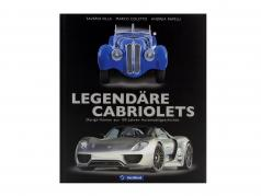 book Legendary Cabriolets from Saverio Villa, Marco Coletto and Andrea Rapelli