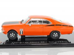 Chevrolet Opala SS 4CC Baujahr 1975 orange / schwarz 1:43 Altaya