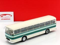 Berliet PHL 10 Grand Raid Bus Baujahr 1966 grün / weiß 1:43 Altaya