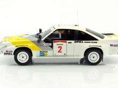 Opel Manta 400 Gr.B #2 Safari Rally 1985 Aaltonen, Drews 1:18 OttOmobile