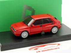 Lancia Delta HF red 1:43 Kyosho