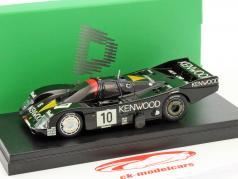 Porsche 962 C LH #10 24h LeMans 1986 Takahashi, van der Merw, Gartner 1:43 Kyosho