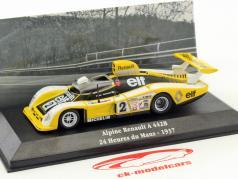 Alpine Renault A 442B #2 Winner 24h LeMans 1978 Pironi, Jaussaud 1:43 Atlas