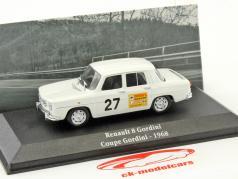 Renault 8 Gordini #27 Coupe Gordini 1968 1:43 Atlas