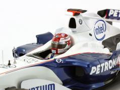 R. Kubica BMW Sauber C24B #38 formula 1 test Valencia 2006 1:18 Minichamps