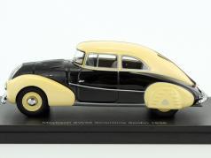 Maybach SW35 Stromlinie Spohn year 1935 black / beige 1:43 Neo