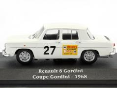 Renault 8 Gordini #27 Coupe Gordini 1968 1:43 Atlas