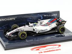 F. Massa #19 Williams FW40 Martini Racing formula 1 2017 1:43 Minichamps
