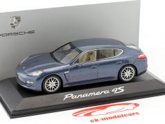 Porsche Panamera 4S yachting blue metalic 1:43 Minichamps