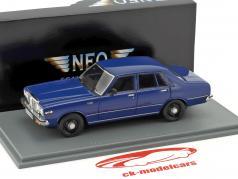 Datsun 200L Laurel (C230) year 1977 blue 1:43 Neo