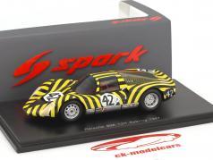 Porsche 906 #42 12h Sebring 1967 Cannon, Hugus 1:43 Spark