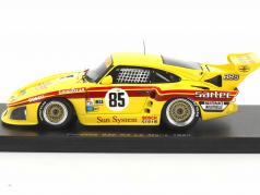 Porsche 935 K3 #85 24h LeMans 1980 Haywood, D. Whittington, D. Whittington 1:43 Spark