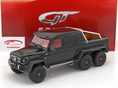 Brabus 700 6x6 black metallic 1:18 GT-Spirit