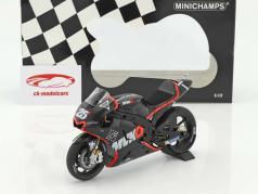 Maverick Vinales Yamaha YZR-M1 #25 November-Test Valencia MotoGP 2016 1:12 Minichamps