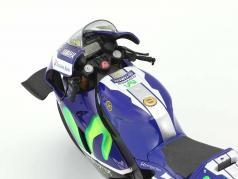 Valentino Rossi Yamaha YZR-M1 #46 第2回 MotoGP 2016 1:12 Minichamps