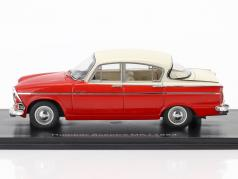 Humber Sceptre MK I year 1963 red / white 1:43 Neo