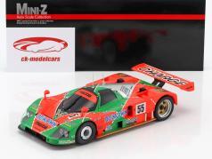 Mazda 787B #55 Winner 24h LeMans 1991 Weidler, Herbert, Gachot 1:27 Kyosho