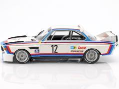 BMW 3.0 CSL #12 勝者 6h Nürburgring 1973 Amon / Stuck 1:18 Minichamps