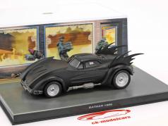 Batman Detective Comics #526 Batmobile sort 1:43 Altaya