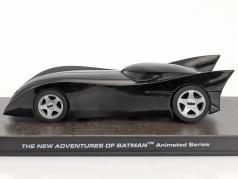 Batman den ny Adventures af Batman animeret Series Batmobile sort 1:43 Altaya