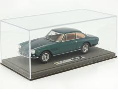 Ferrari 330 GT personale bil Enzo Ferrari Opførselsår 1963 med udstillingsvindue grøn 1:18 BBR