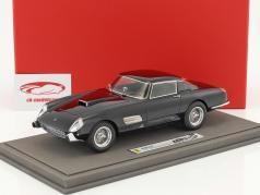 Ferrari 250 GT ano de construção 1957 príncipe Bernhard de Holanda com mostruário preto 1:18 BBR