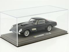 Ferrari 250 GT Opførselsår 1957 prins Bernhard af Holland med udstillingsvindue sort 1:18 BBR
