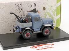 Kramer U800 Allrad ano de construção 1959 azul 1:43 AutoCult
