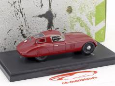 Fiat 1500 Barchetta Kompressor ano de construção 1943 vermelho 1:43 AutoCult