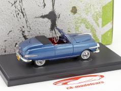 Playboy A48 ano de construção 1948 azul 1:43 AutoCult