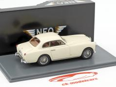 MG TD Arnolt Continental Sportster year 1953 white 1:43 Neo
