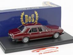 Maserati Quattroporte II ano de construção 1974 roxo metálico 1:43 BoS-Models