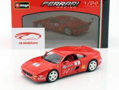 Ferrari F355 Challenge #1 rot 1:24 Bburago