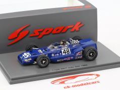 Dan Gurney Eagle MK7 #48 2nd Indy 500 1969 1:43 Spark